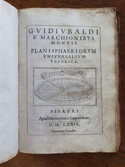 Planisphaeriorum vniuersalium theorica.