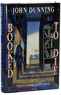 collectible copy of Booked to Die