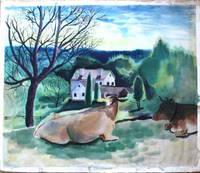 image of Cows at Robinhood, Maine II