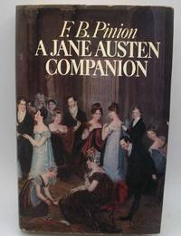 A Jane Austen Companion: A Critical Survey and Reference Book