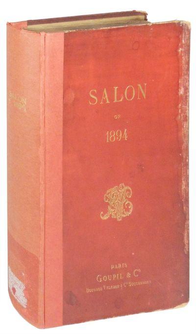 Paris and New York: Boussod, Valadon, and Co., David Bendann (Baltimore), 1894. Hardcover. Very Good...