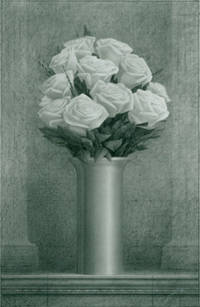 Photograph of Roses (2), 1988, Graphite and pastel on paper
