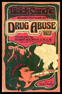 image of THE BLACK CANDLE - Canada's First Book on Drug Abuse