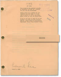 image of Typhoon (Original screenplay for the 1940 film)