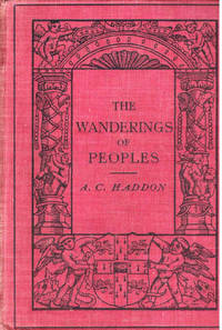 The Wanderings of Peoples (Cambridge Manuals of Science and Literature)