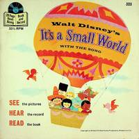 Walt Disney's It's a Small World; With the Song