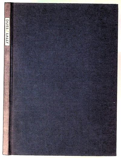 Iowa City: The Stone Wall Press, 1975. Limited Edition. Hardcover. Very Good+. Limited Edition. Hard...