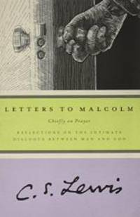 image of Letters to Malcolm: Chiefly on Prayer