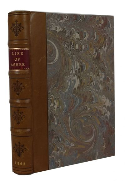 Philadelphia: Published by the Author, 1862. 1st ed. Hardcover. Very Good. frontis (portrait), x, 22...
