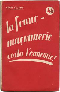 image of LA FRANC-MAÇONNERIE VOILÀ L'ENNEMIE!