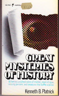 Great Mysteries of History