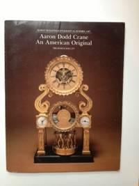 NAWCC,  Bulletin Supplement No. 16, 1987 Aaron Dodd Crane: An American Original