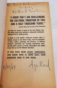 Who is Ayn Rand (author of Atlas Shrugged, Fountainhead)