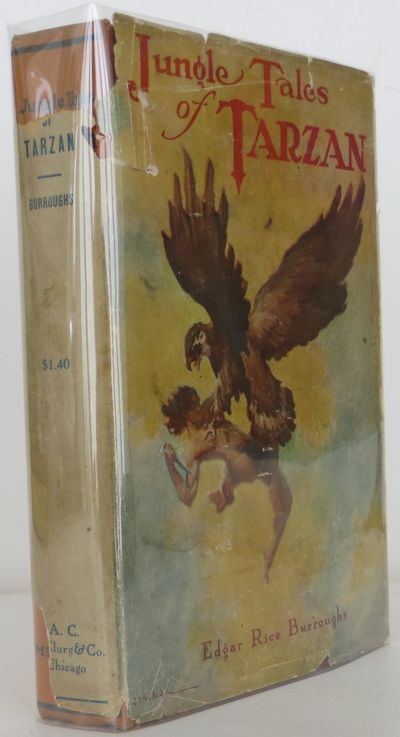 McClurg, 1919. 1st Edition. Hardcover. Very Good/Good. First edition, first printing, stating