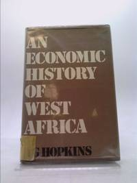 An Economic History of West Africa