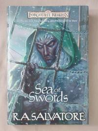 Sea of Swords: Forgotten Realms, Paths of Darkness Book 4 by Salvatore, R. A - 2001