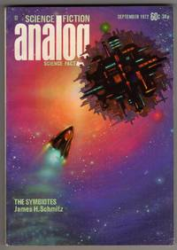 image of Analog - Science Fiction Science Fact - September 1972 - Vol. XC [ 90 ] No. 1