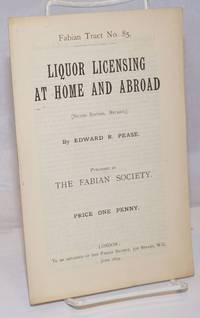 image of Liquor Licensing at Home and Abroad