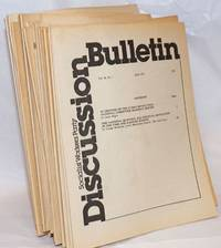 image of Discussion bulletin, vol. 36, no. 1, April, 1979 to no. 27, July, 1979