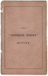The Jefferson Borden Mutiny, Trial of George Miller, John Glew..