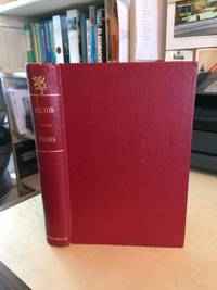 image of The Complete English Poems of Milton