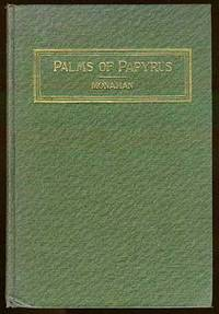 East Orange, NJ: Papyrus Publishing Company, 1909. Hardcover. Near Fine. Second edition, revised. On...