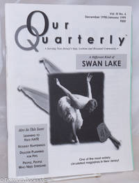 image of Our Quarterly: serving New Jersey's Gay, Lesbian_Bisexual Community; vol. 3, #6, Dec. 1998/Jan. 1999: A Different Kind of Swan Lake
