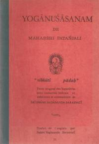 Yoganusasanam vol 1 à 4 by Maharshi Patanjali - 1970 - from Le Grand Chene and Biblio.com