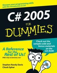 C# 2005 For Dummies