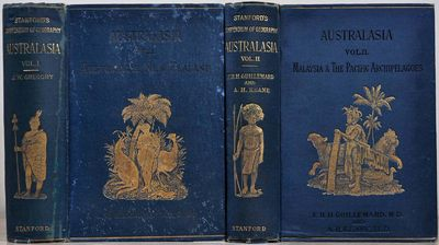 London: Edward Stanford, 1907. Book. Very good- condition. Hardcover. Second edition. Octavo (8vo). ...
