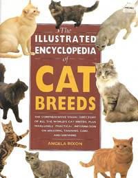 image of The Illustrated Encyclopedia of Cat Breeds