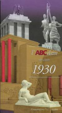 L'Abcdaire des années 1930