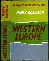 Western Europe; Advanced Level Geography Book Five