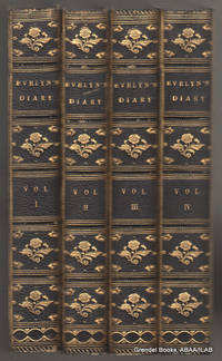 Diary and Correspondence of John Evelyn, F.R.S. (four volumes).