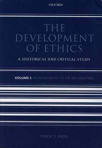 The Development of Ethics [Three Volume Set]