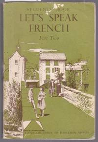 image of Let's Speak French Part Two - Students' Book