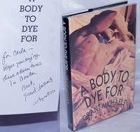 image of A Body to Dye For a mystery [inscribed_signed]