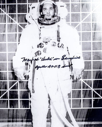Rare original photograph of Manfred
