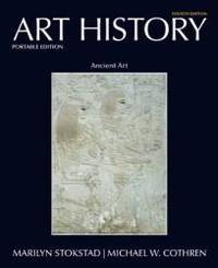 Art History Portable Book 1: Ancient Art (4th Edition) (Art History Portable Edition) by Marilyn Stokstad - Paperback - 2010-08-02 - from Books Express and Biblio.com