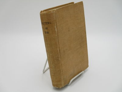 New York. : Outing Publishing. , 1902-1904. Brown cloth. . Good plus, spine cocked, covers lightly w...