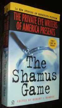 image of The Private Eye Writers of America Presents The Shamus Game