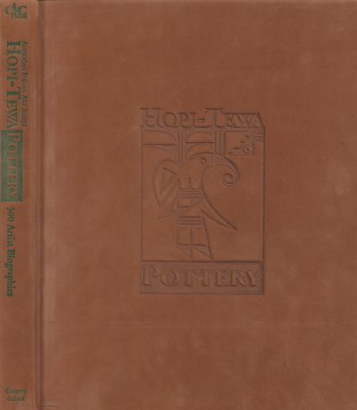 Santa Fe, NM: Center for Indigenous Arts & Cultures. Fine. 1998. First Edition. Full-Leather. 096669...