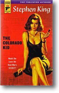 image of The Colorado Kid (Hard Case Crime, HCC-013)