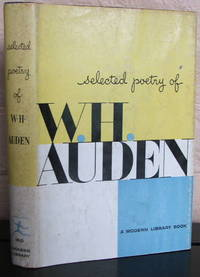 image of Selected Poetry of W.H. Auden. Chosen For This Edition by the Author