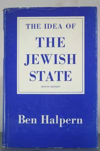 The Idea of the Jewish State: Second Edition (Harvard Middle Eastern studies)