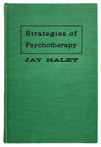 image of Strategies of Psychotherapy .