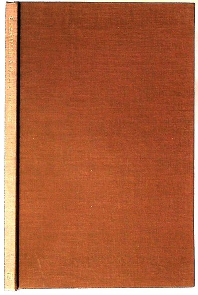 Kent OH: Kent State University Press, 1968. Hardcover. Near Fine. Hardcover. First edition. Brown cl...