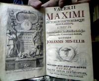 Valerii Maximi Dictorum factorumque memorabilium, Libri IX. annotionibus, in usum studiosae...