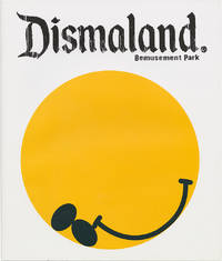 image of DISMALAND BEMUSEMENT PARK [program] [with one folding brochure for Dismaland and one folding brochure for Jimmy Cauty's
