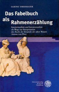 Das Fabelbuch als Rahmenerzählung.